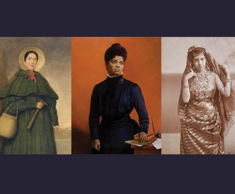 3 Pioneering women who changed history