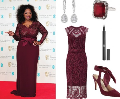 Get the look: Oprah Winfrey