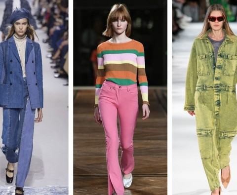 Trend Report: Coloured Denim
