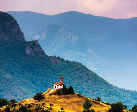 Uncover the unspoilt natural beauty of Bulgaria