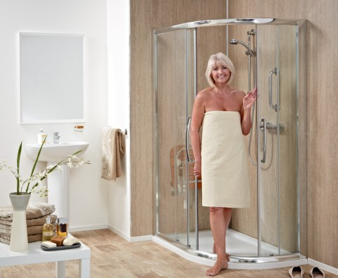 Enjoy a £500 saving on our range of mobility showers and baths