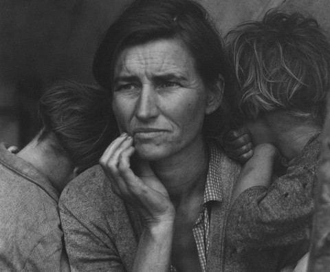 10 Things you didn't know about Dorothea Lange