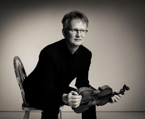Violinist Thomas Bowes on Bach
