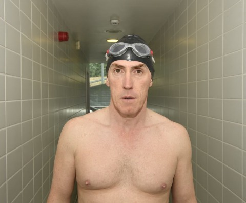 Q&A: Rob Brydon on new film Swimming With Men