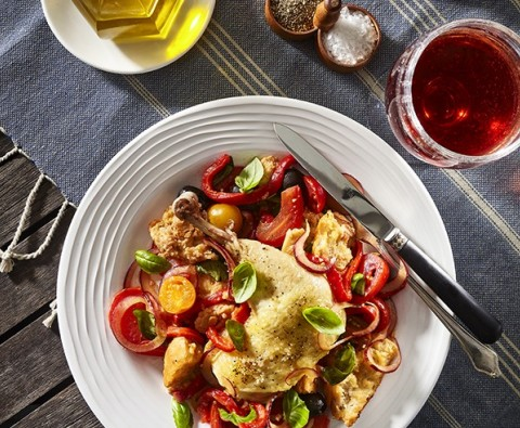 Recipe: Chicken panzanella