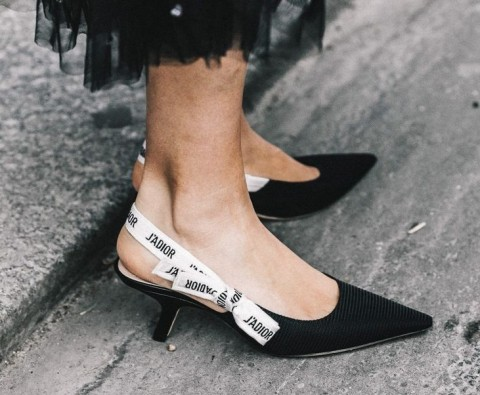 The return of the kitten heel: How to get it right