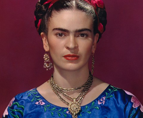 7 Things you didn't know about Frida Kahlo