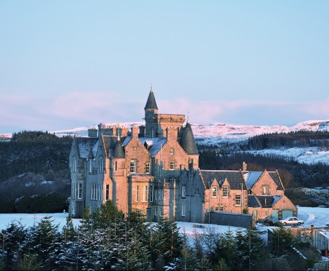 Scotland's 9 most beautiful castles