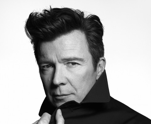 Rick Astley on new album Beautiful Life