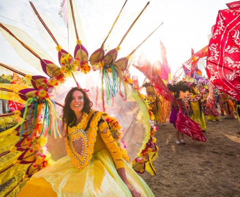 15 Of the best Bestival fancy-dress costumes