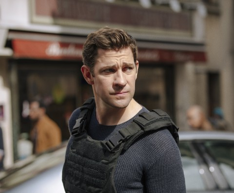 An interview with John Krasinski on Jack Ryan