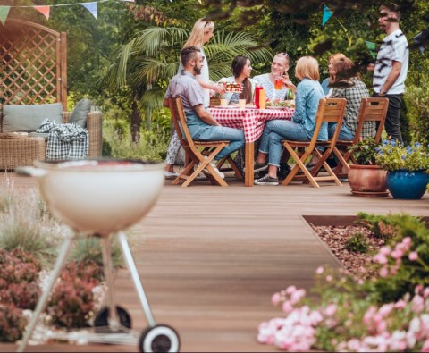Five steps for getting the perfect patio