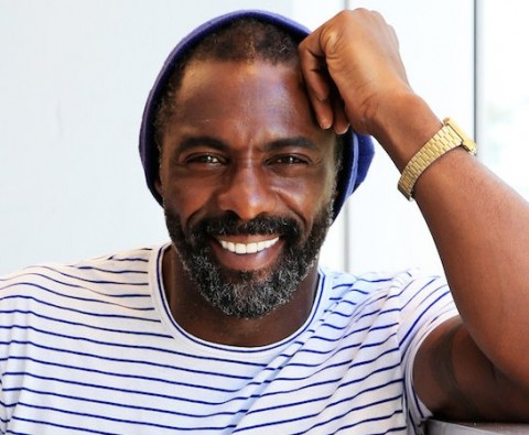 Get the look: Idris Elba