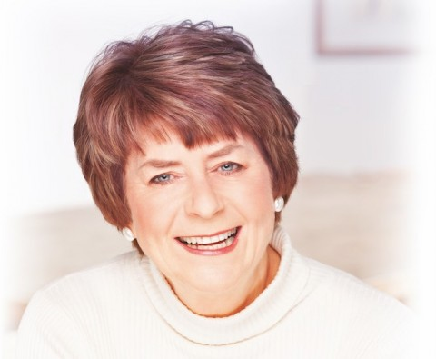 If I ruled the world: Pam Ayres