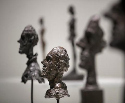 6 Things you didn't know about Alberto Giacometti