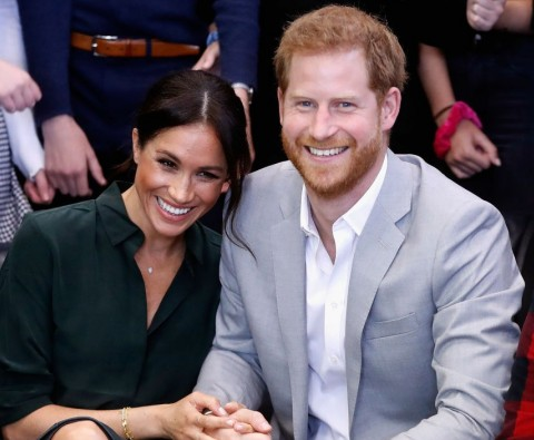 Prince Harry and Meghan Markle: Baby name poll