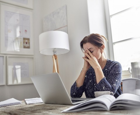 8 Signs stress is making you sick