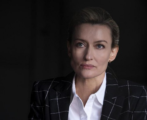 Interview:  Natascha McElhone on The First