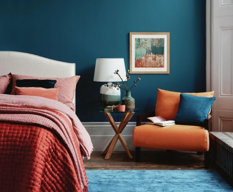 How to make your bedroom cosy for winter