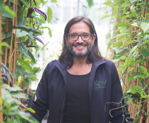 Carlos Magdalena: The man saving the world one plant at a time