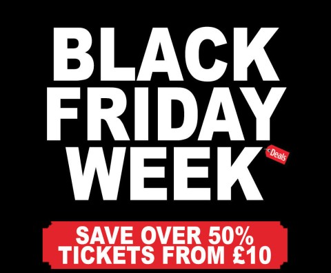 Black Friday Offers from Reader's Digest Tickets