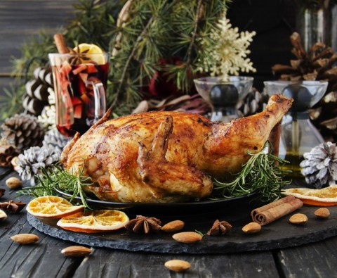 Best of British: Christmas dinners