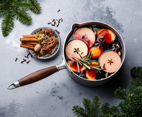 How to make perfect mulled wine
