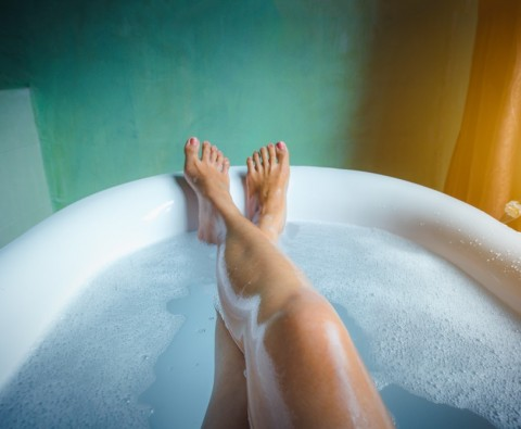 How to run a therapeutic, healing bath