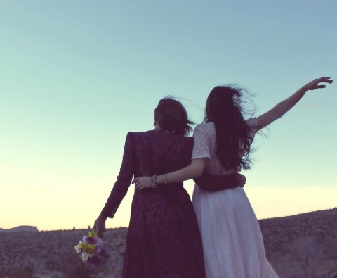 4 Reasons female friendships are good for you