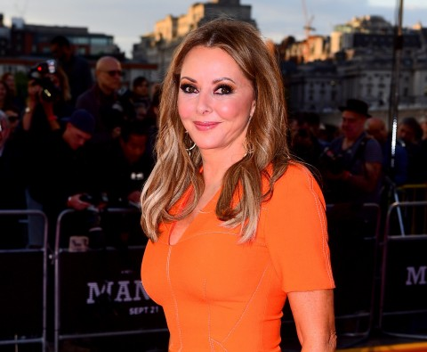 Get the look: Carol Vorderman