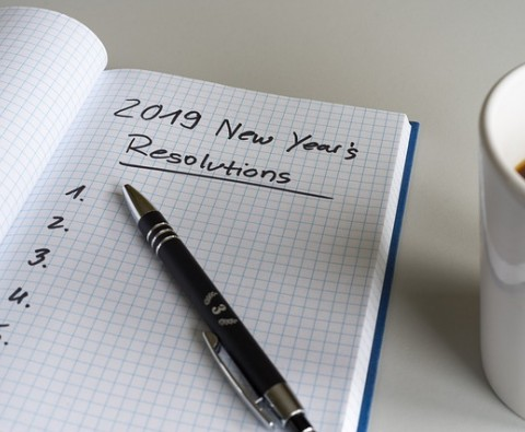 Are New Year's Resolutions the Key to Your Success?