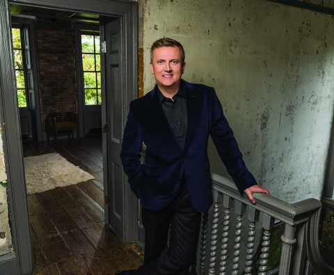 Books that changed my life: Aled Jones