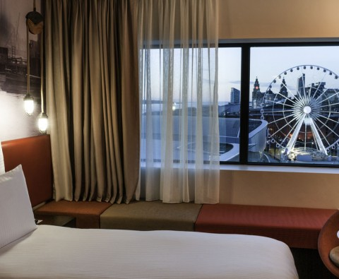 Win a 2 night stay at Pullman Liverpool