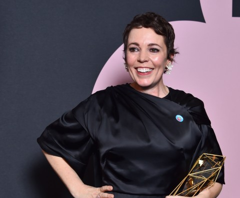 Get the look: Olivia Colman
