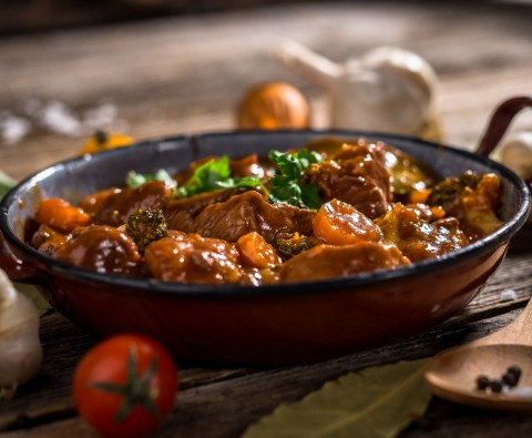 Spiced beef stew recipe