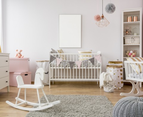10 tips for designing a nursery