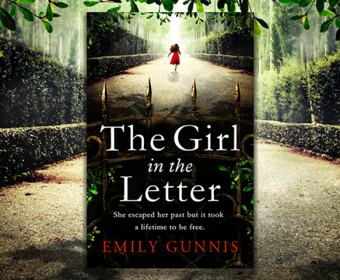 15 signed copies of 'The Girl in the Letter' up for grabs