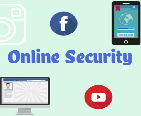 5 Simple Steps Towards Online Security