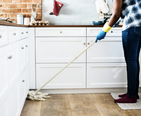 What is the Latest Trend in the Home Cleaning Business?