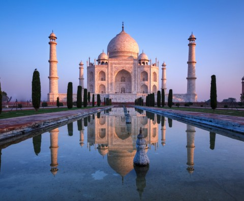 The romantic history of the Taj Mahal