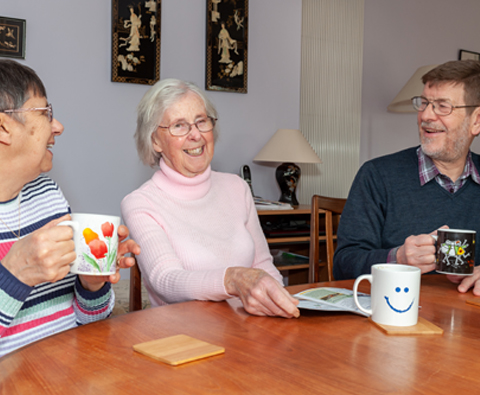 A neighbourly nudge to curb loneliness – Joy's story