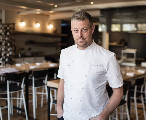 The dishes that made me: Adam Byatt