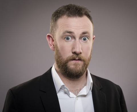 60-Second stand-up: Alex Horne