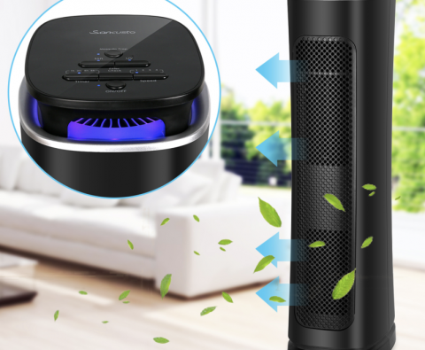 Reviewing the best air purifiers