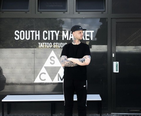 Down to Business: Tattooist Ricky Williams