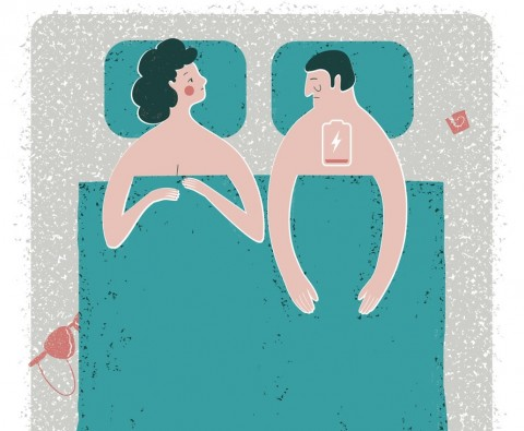 The art of lazy lovemaking