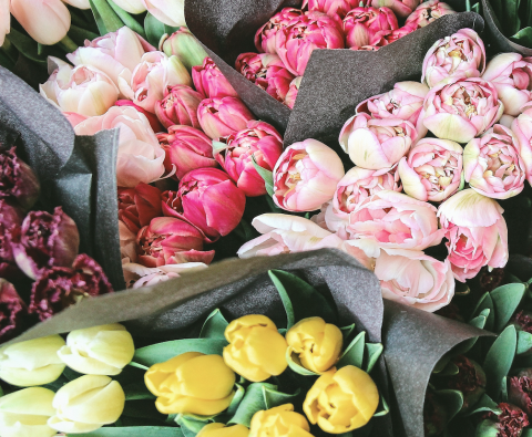 Real life: What floristry taught me about love