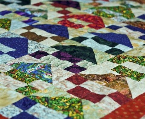 Introduction to quilting & quilt kits for beginners