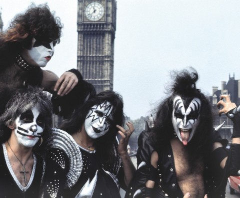 I remember: Gene Simmons