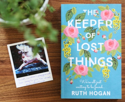 Books By My Bedside: Ruth Hogan